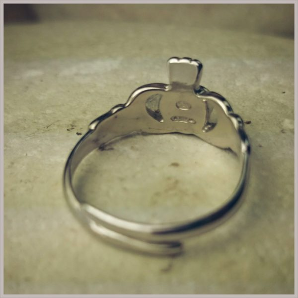Fede irlandese – Claddagh Ring