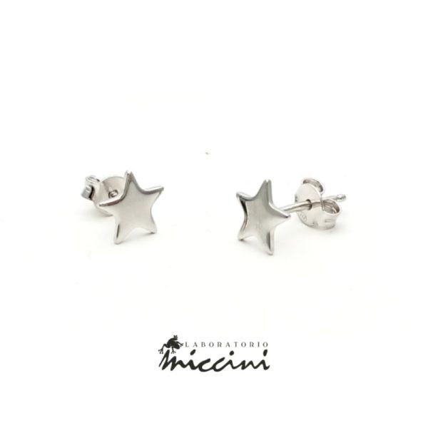 Orecchini stella piccola