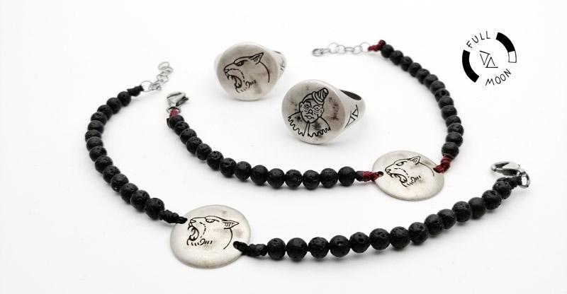 Full Moon: gioielli dallo spirito rock