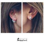 orecchini e diamanti personalizzati