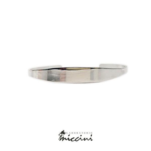 bracciale in argento 925 personalizzabile