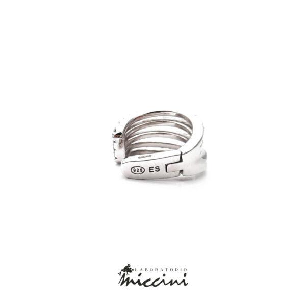 earcuff in argento